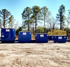 Front load dumpsters | Lexington, SC