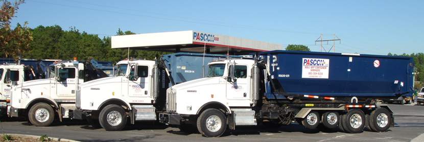 Roll-off Container and Dumpster Services